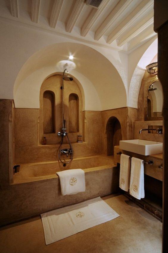 Des salles de bain au style oriental  Floriane Lemari
