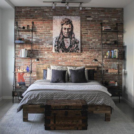 Des chambres au style industriel  Floriane Lemari