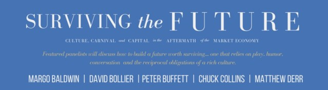 Surviving the Future symposium at Sterling College