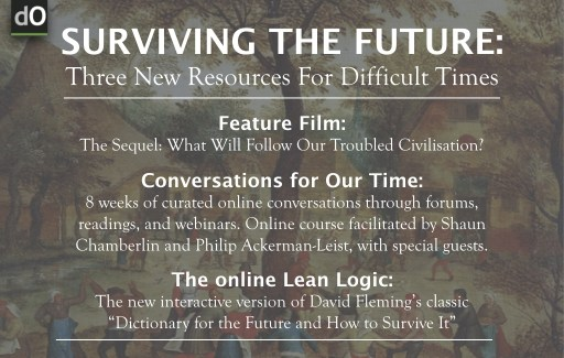 Surviving the Future triple launch