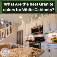 What Are the Best Granite colors for White Cabinets ...
