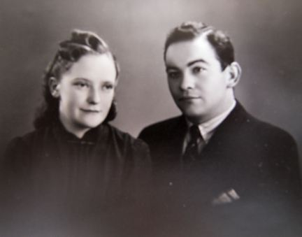 Mille and Carl Lindblad