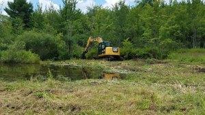 excavator pond - excavator-pond