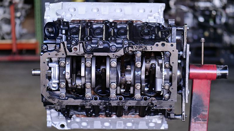 Dodge Chrysler Jeep 4 7L Rebuilt Engine Long Block 2008 2009
