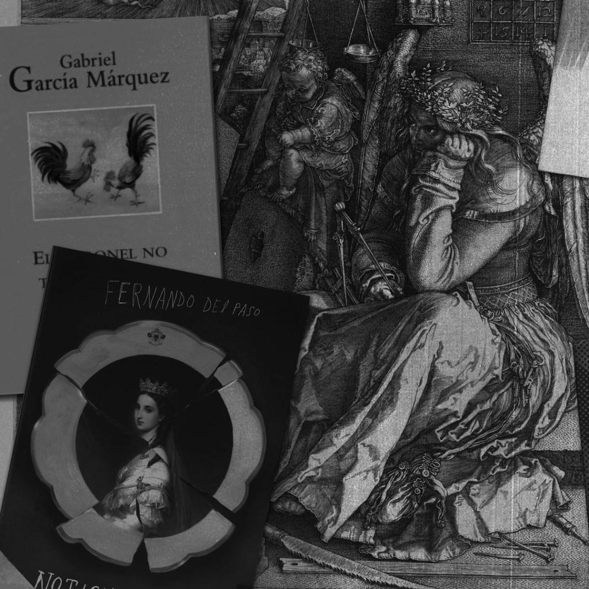 Literatura Melancolia Iván Eusebio Flesh Magazine Issue 0