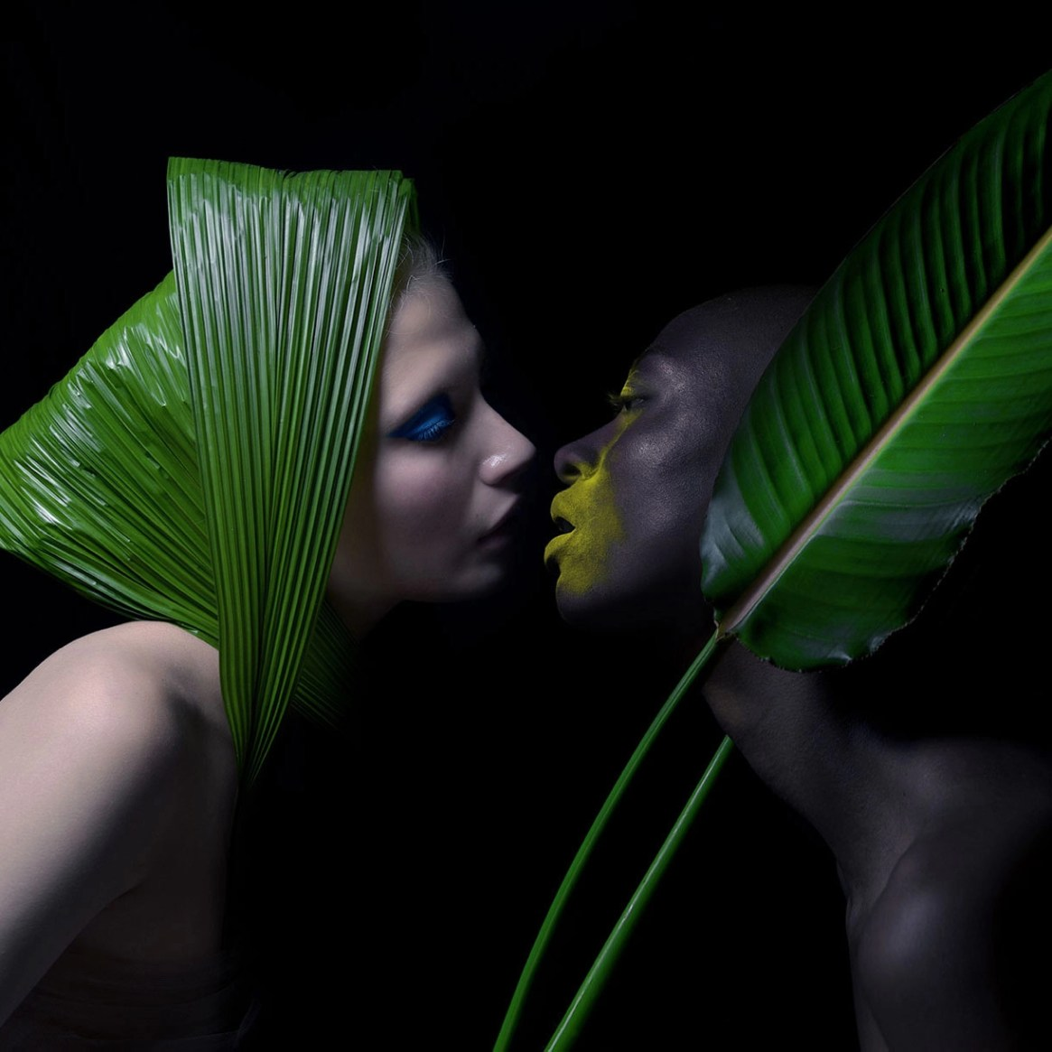 Dream on Dreamer PHOTO Ivan Aguirre MAKEUP Juan Peralta FLESH Magazine