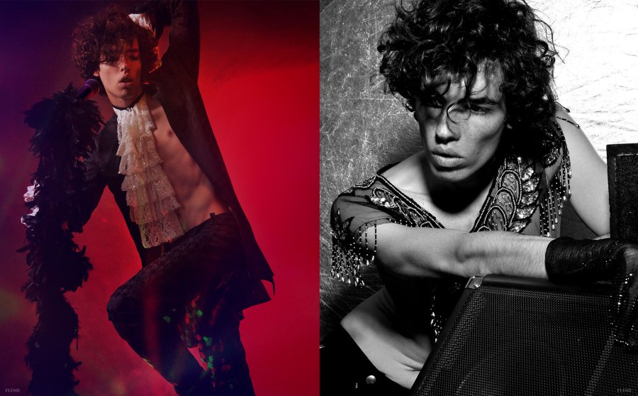 HERO Photo Jose Luis Lozano, Styling Ricci Fuentes, Gabriel Costantitni Bang
