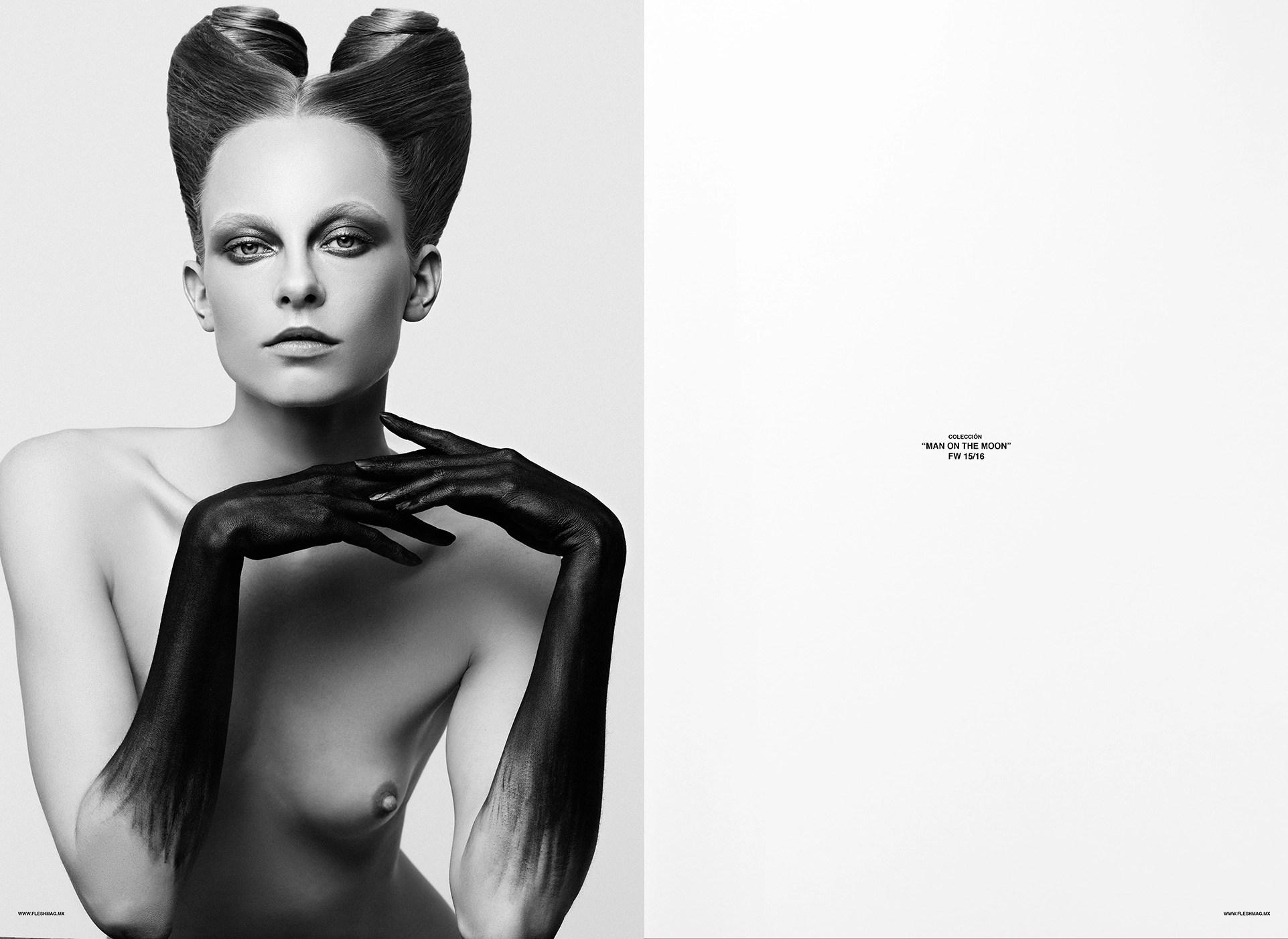 Big Style HAIR Ignazio Muñoz para Malafacha PHOTO German Najera e Ivan Flores