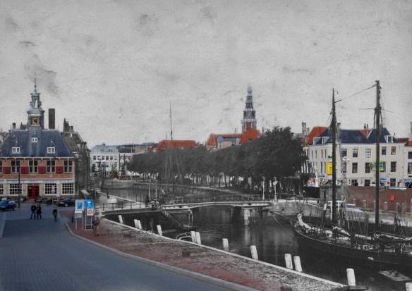 Zo had het Bellamypark er uit kunnen zien als de havens niet gedempt zouden zijn .