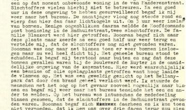Agent van politie, A van der Wal
