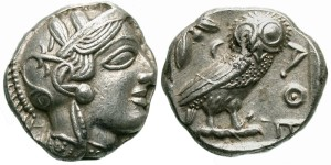 Greek currency: Artistic perspective - Archaic, Classical and Hellenistic coins (c) Fleur de Coin, 23rd January 2007