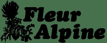 Fleur Alpine Logo
