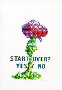 Start Over Print