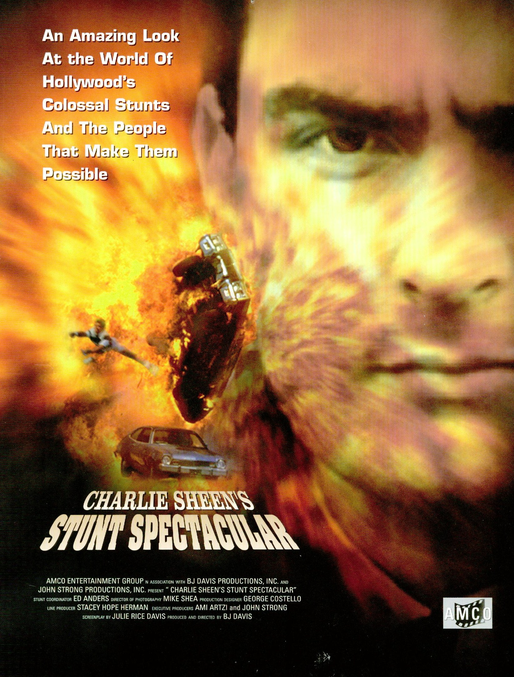 Charlie Sheen's Stunt Spectacular