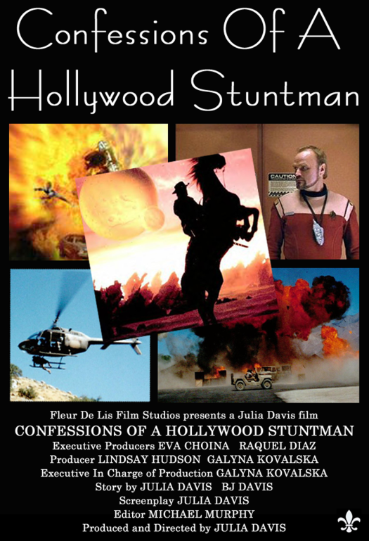 Confessions Of A Hollywood Stuntman