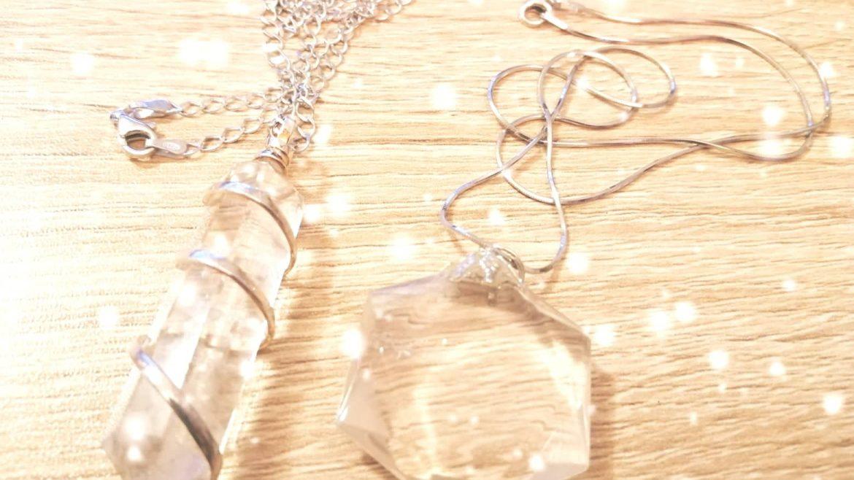 Cristal encodé + soin énergétique intégré