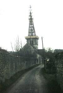 Enclos de l'église