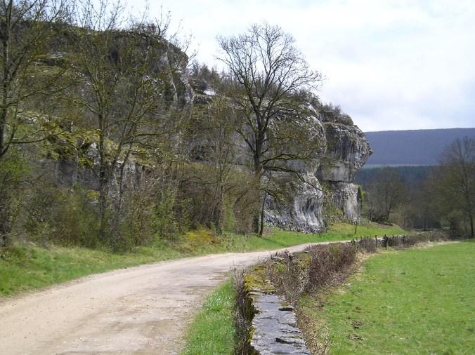 Les roches d'Orgères