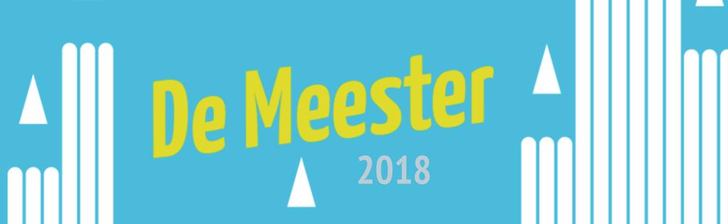 Winnaar De Meester 2018: Bram van Ooijen