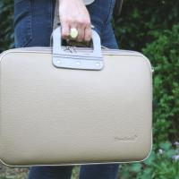 New in: Laptoptas van Bombata + Outfit Of The Day