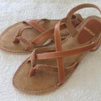 New in: hippe sandalen