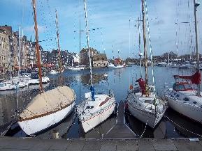 Honfleur et son Vieux Port