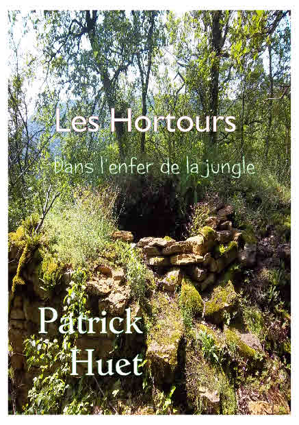 Les Hortours dans l'enfer de la jungle roman de Patrick Huet.
