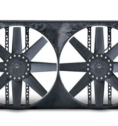 direct fit electric cooling fans for chevrolet gmc full size trucks and suvs [ 1500 x 1000 Pixel ]
