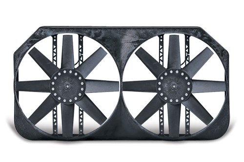 small resolution of direct fit electric cooling fans for chevrolet gmc full size trucks and suvs