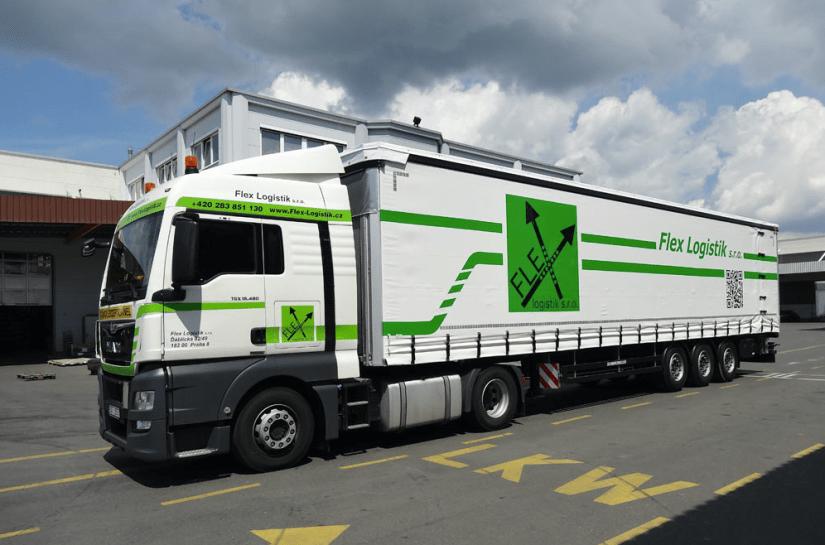 Nákladní přeprava Flex Logistik s.r.o.