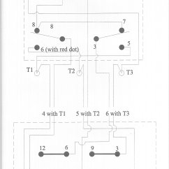 Wye Delta Starter Wiring Diagram Club Car Battery 36 Volt Fadal Motor Problem
