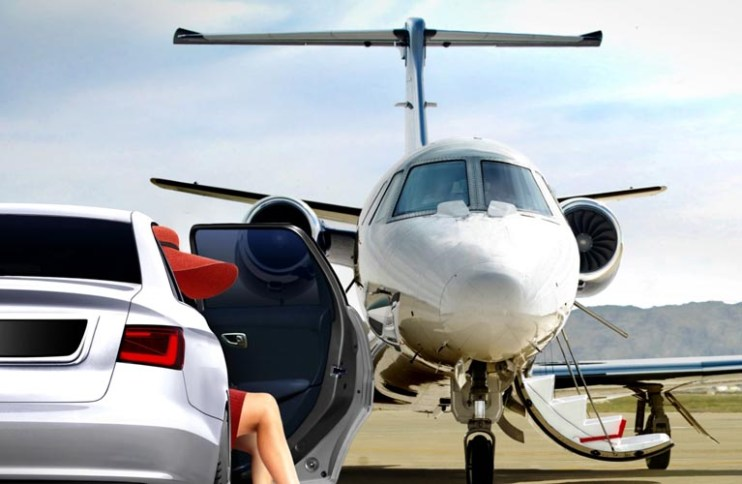 Charter Aircraft