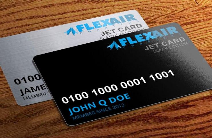 Flex Air Jet Card Membership