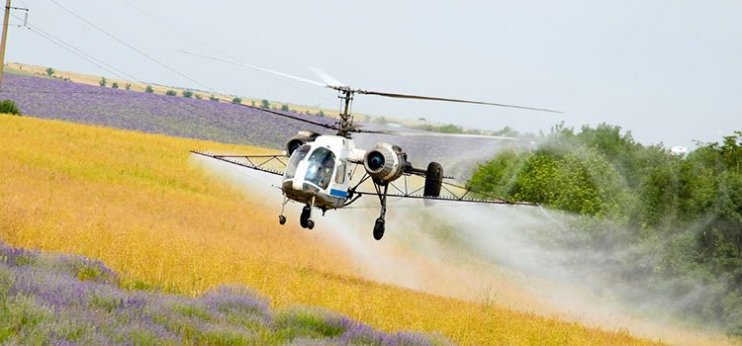 Agricultural Helicopter Services