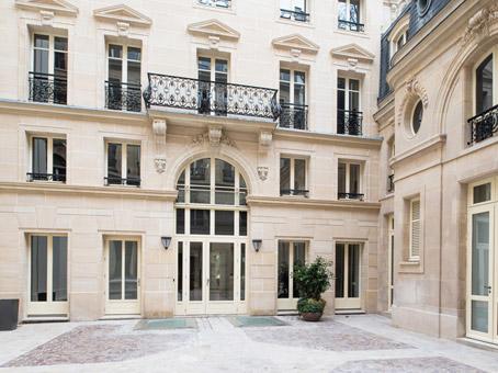 office space paris rue du faubourg saint honore 72
