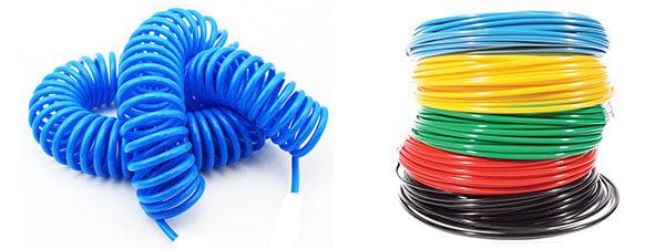 Polyurethane Coiled Air Hose, Flex Coil Air Hose Manufacturer