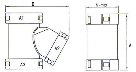 Wire Loom Y Connectors, Wire Loom Tubing Y Fittings Supplier