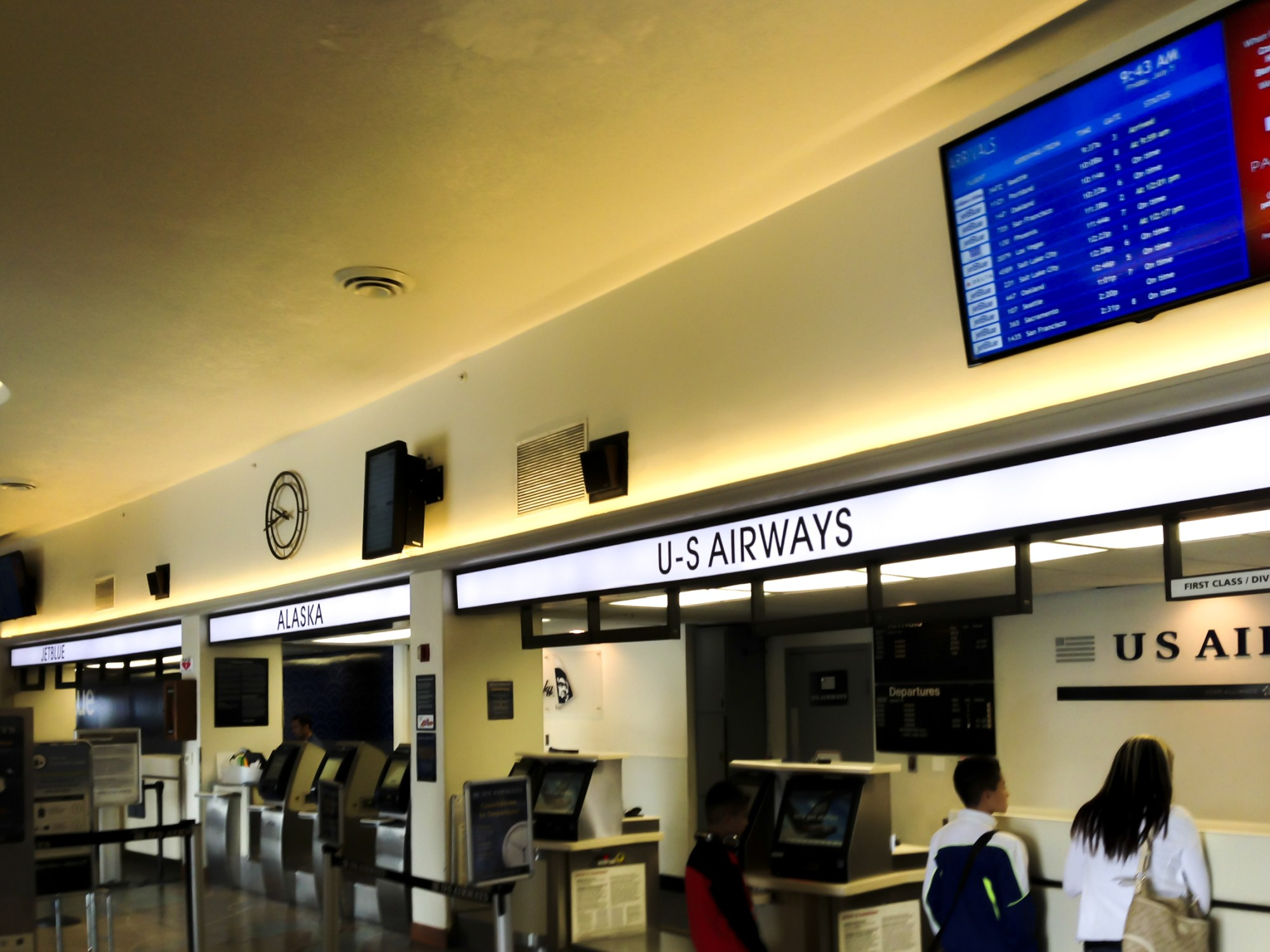 hight resolution of long beach airport terminal led install by flexfire leds