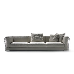 sectional sofa beds for small spaces maytex reeves stretch one piece slipcover sofas - | flexform