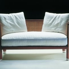 Small Sofas And Armchairs Indoor Outdoor Sofabord Rosetta  Flexform Nyc