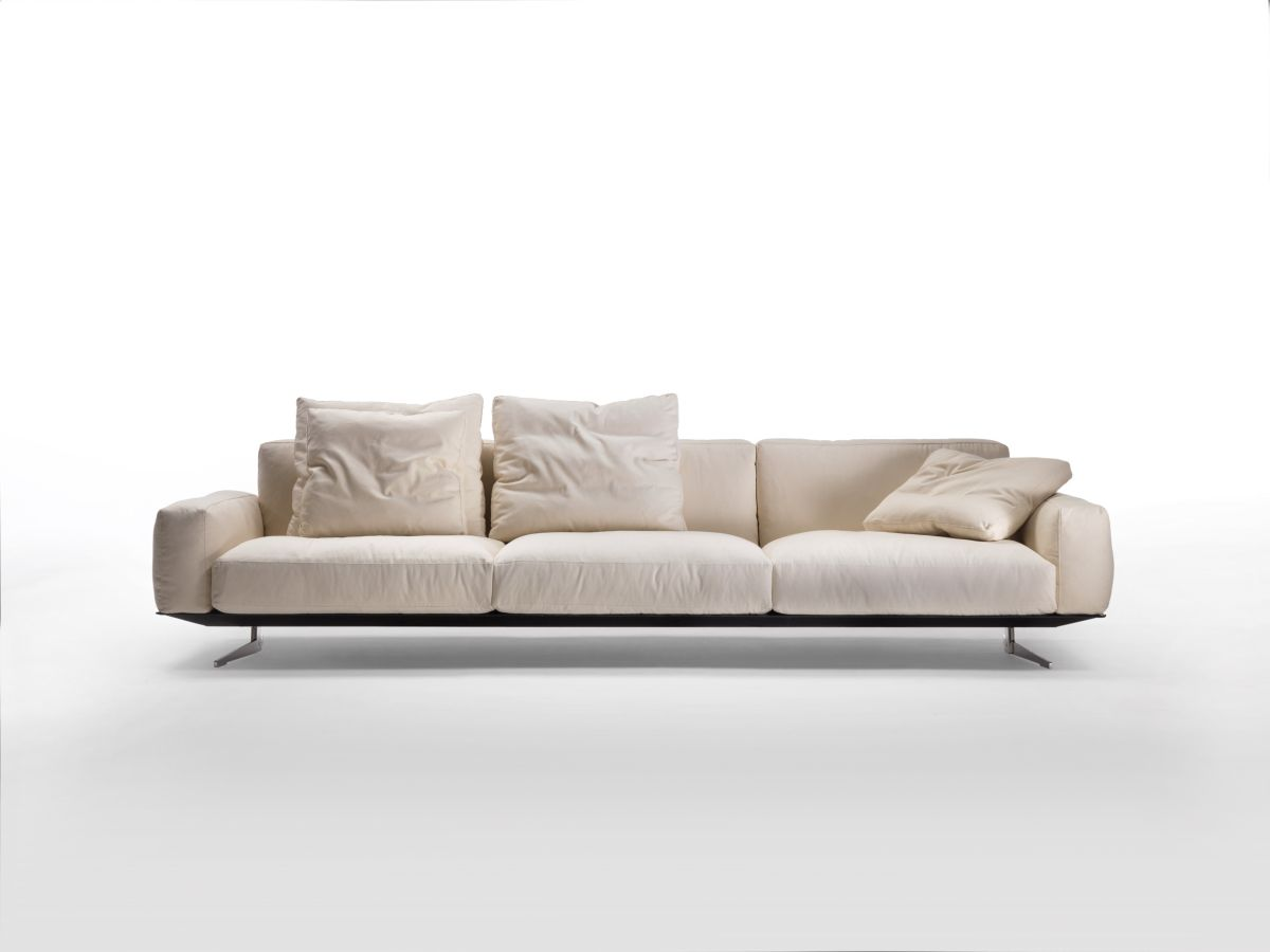 extra large sofa cushion covers tufted sectional canada soft dream – flexform nyc