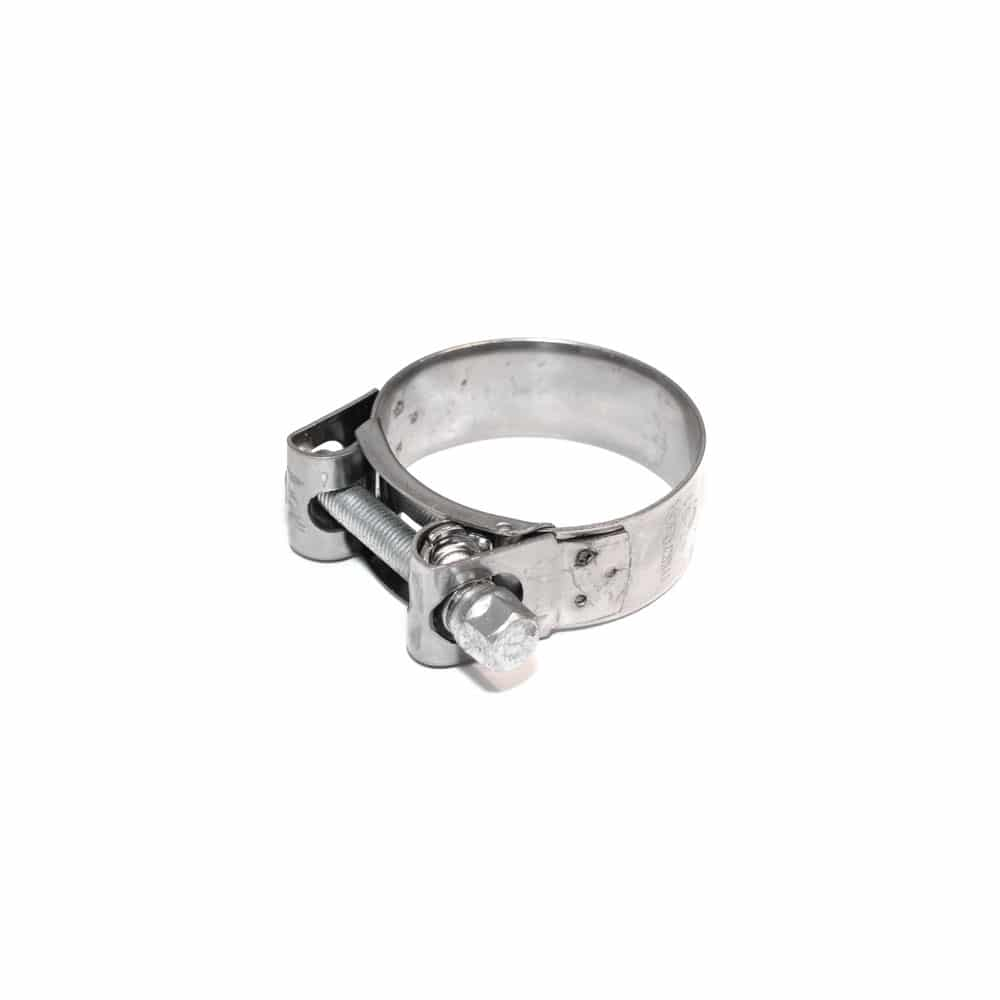 stainless steel super heavy duty exhaust clamps