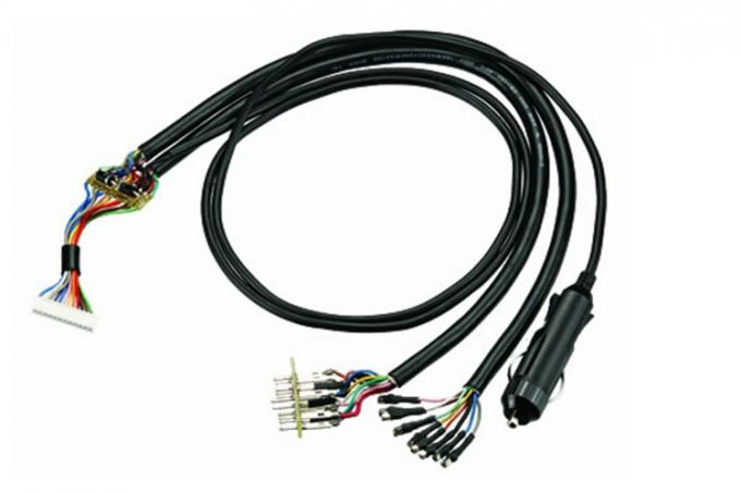 Home Appliance Electrical Wiring Harness , Custom Engine
