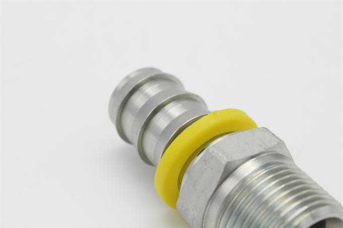 Hydraulic Hose Connector Types Socketless Hose Fitting