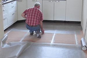 Flexiheat  vloerverwarming  vloerverwarming aanleggen