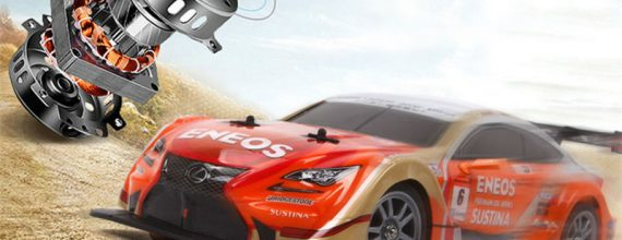 High Speed RC Car 4WD 2.4GHz RC Drift Car Explosion - proof Car Body Remote Control Off-Road Vehicles Toy  4