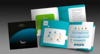 Booklet Design and Printing for Business Intelligence Solution