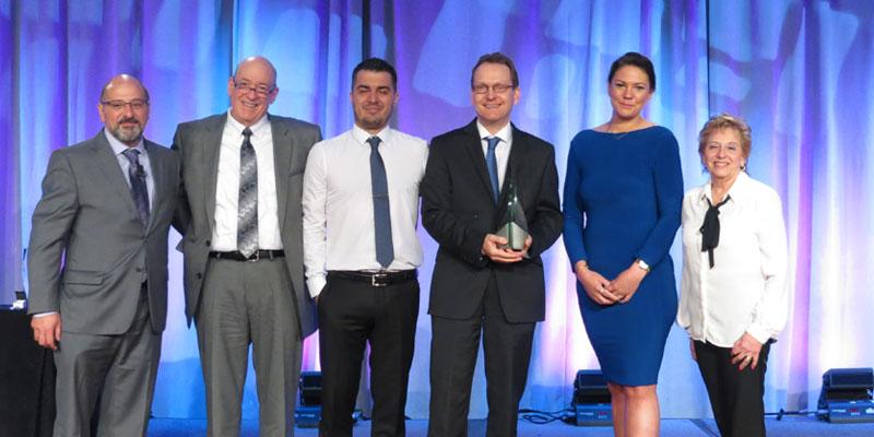 2018 FTA Technical Innovation Award Hamillroad Software