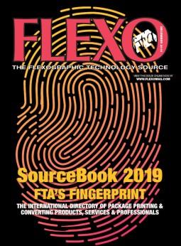 FLEXO Magazine December 2018 cover