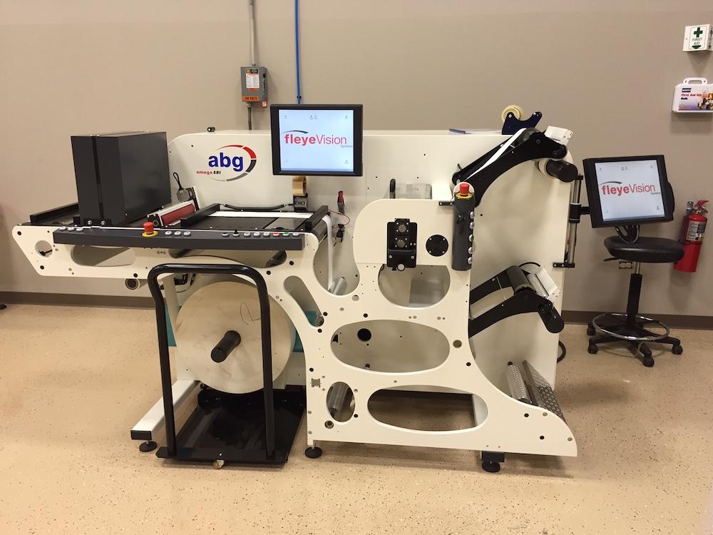 INFOFLEX 2019 Converting Equipment Selector - Flexographic